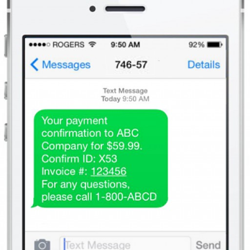 Datatel's New SMS Mobile Receipts Increases the Convenience of IVR Payments For Callers